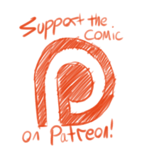Support the Comic On Patreon!